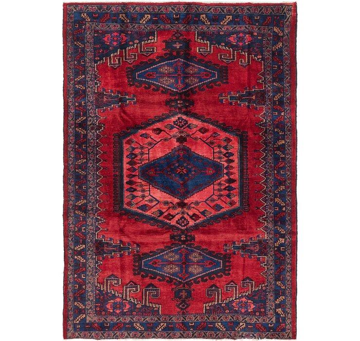 6' 9 x 9' 9 Viss Persian Rug
