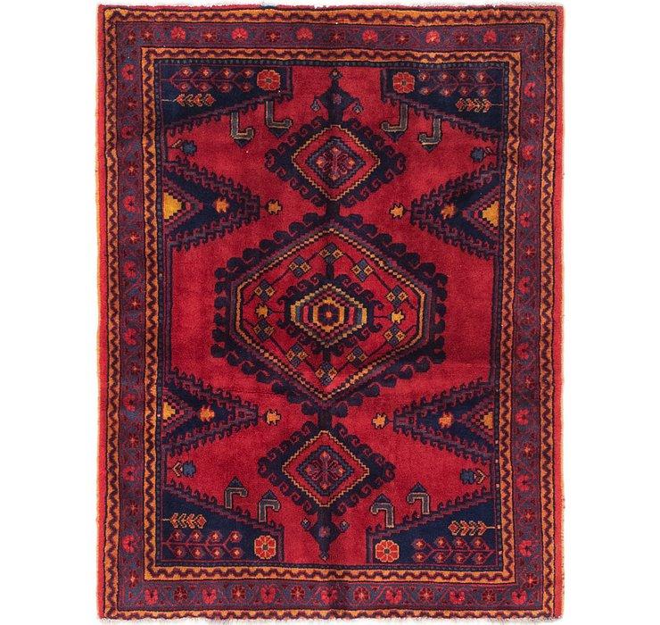 112cm x 163cm Viss Persian Rug