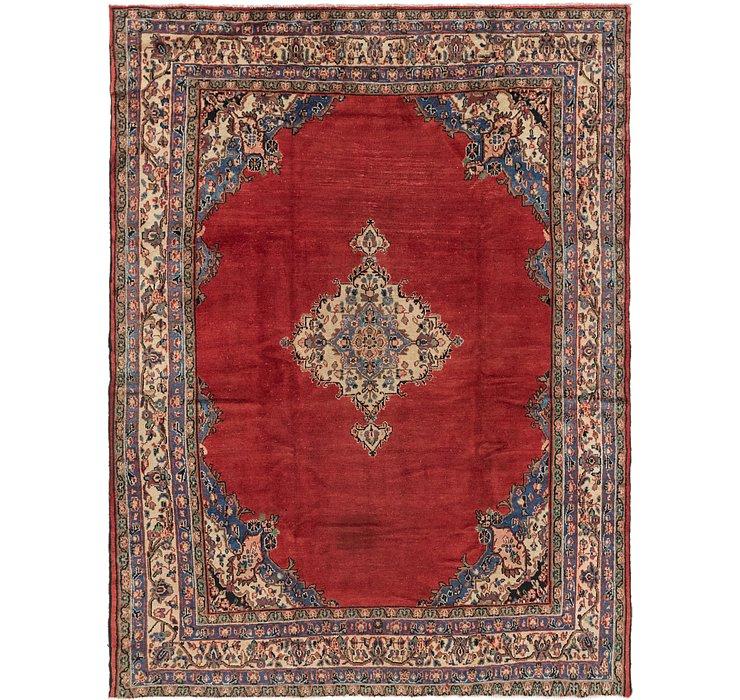 8' 10 x 11' 5 Shahrbaft Persian Rug