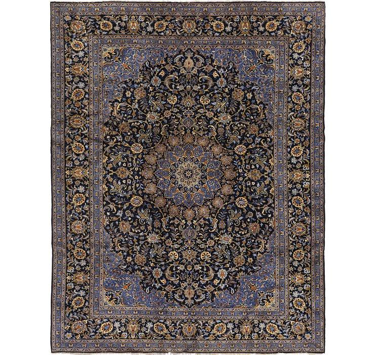 10' 2 x 12' 10 Kashan Persian Rug
