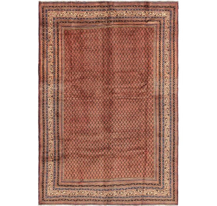 7' 4 x 10' 4 Botemir Persian Rug