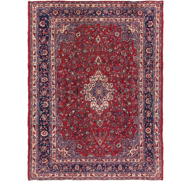 10' 4 x 13' 6 Shahrbaft Persian Rug