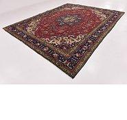 Link to 10' 2 x 13' Tabriz Persian Rug