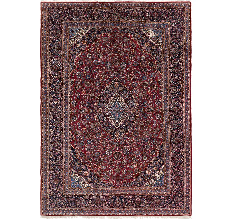 292cm x 422cm Kashan Persian Rug