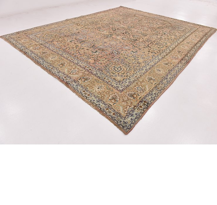 HandKnotted 11' 6 x 14' 6 Tabriz Persian Rug