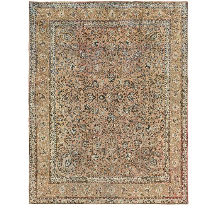 11' 6 x 14' 6 Tabriz Persian Rug