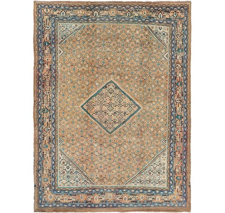 10' 6 x 13' 9 Farahan Persian Rug