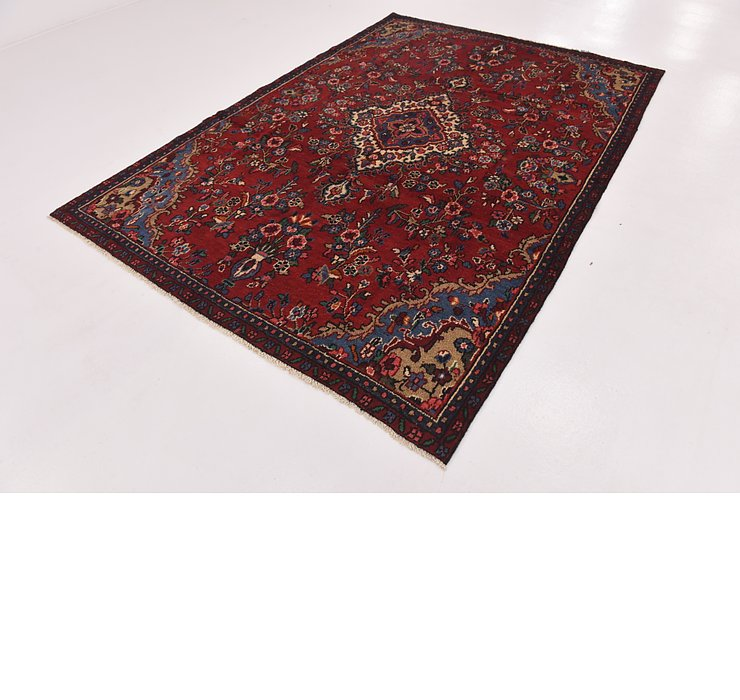 HandKnotted 6' 6 x 9' 4 Shahrbaft Persian Rug
