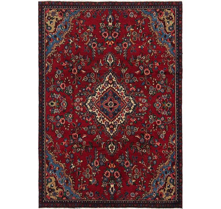 198cm x 285cm Shahrbaft Persian Rug