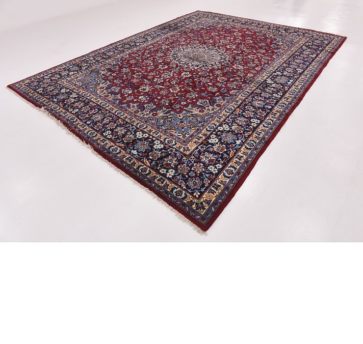 HandKnotted 9' 8 x 13' Isfahan Persian Rug