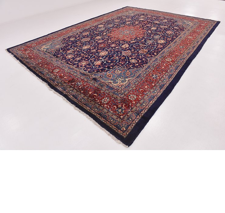 HandKnotted 10' 5 x 14' 9 Mahal Persian Rug