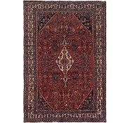 Link to 205cm x 305cm Hamedan Persian Rug