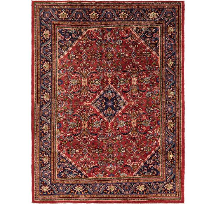 9' 8 x 12' 8 Mahal Persian Rug