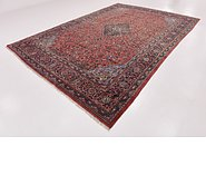 Link to 9' 2 x 13' 8 Kashan Persian Rug