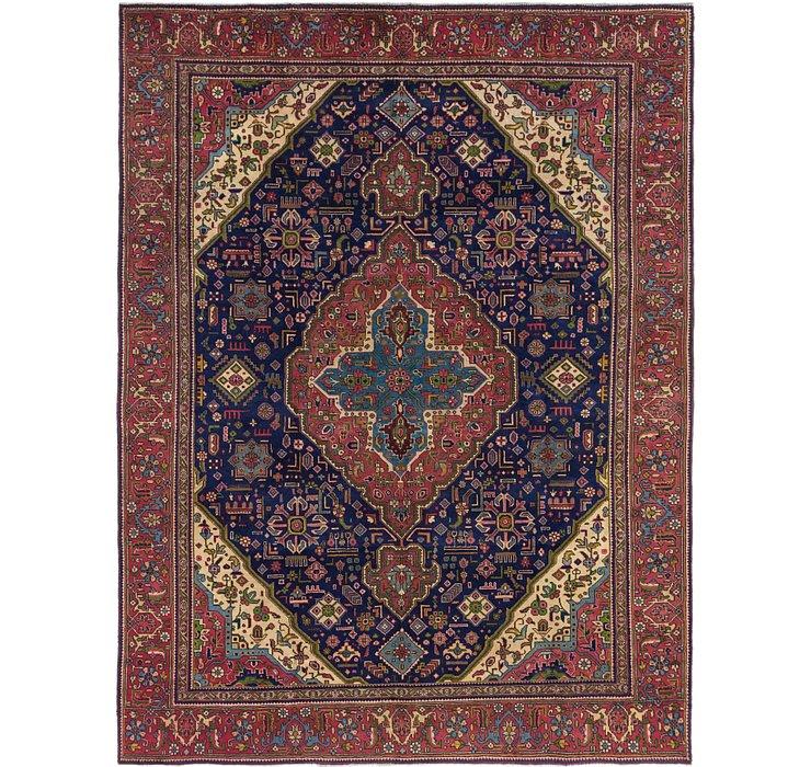 240cm x 318cm Tabriz Persian Rug