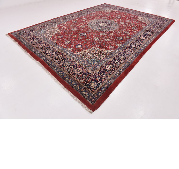 HandKnotted 9' 9 x 14' Farahan Persian Rug