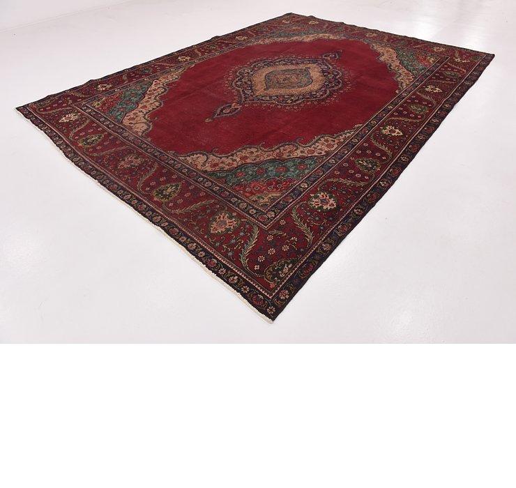 9' x 12' 7 Tabriz Persian Rug