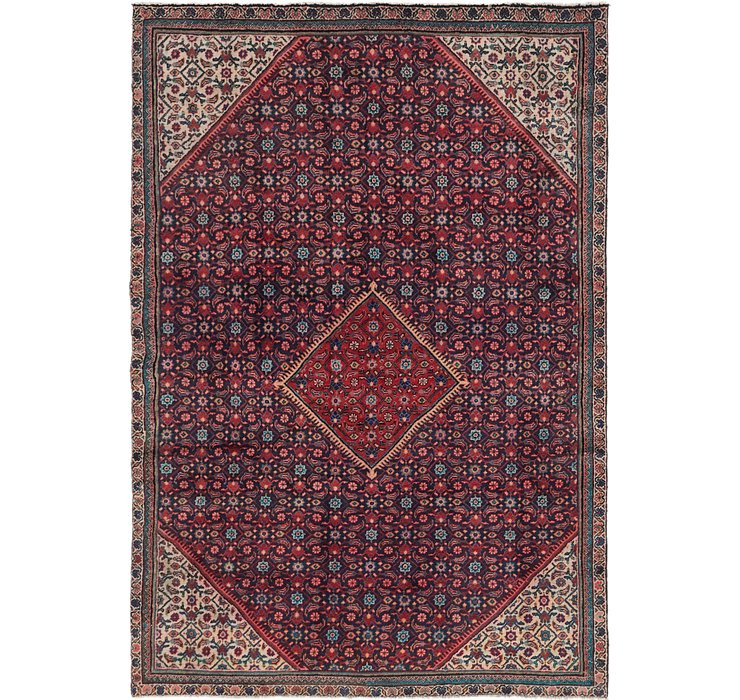 7' 10 x 11' 5 Farahan Persian Rug