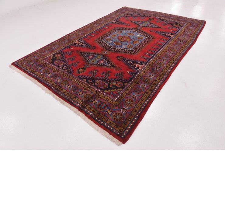7' 4 x 11' 2 Viss Persian Rug