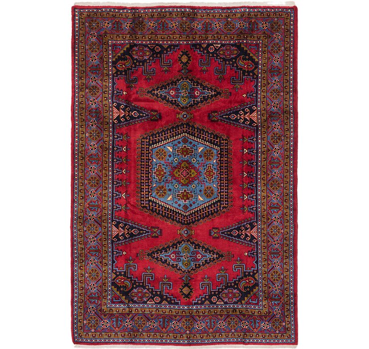 225cm x 340cm Viss Persian Rug