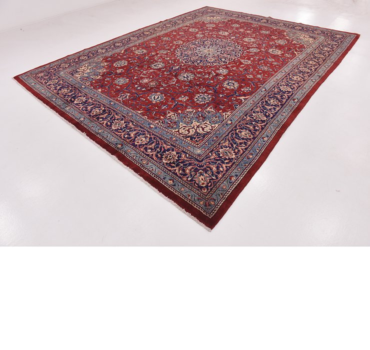 HandKnotted 10' x 13' Farahan Persian Rug