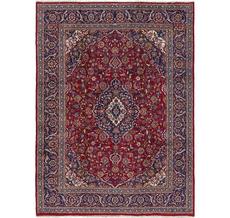 9' 10 x 13' 3 Mashad Persian Rug
