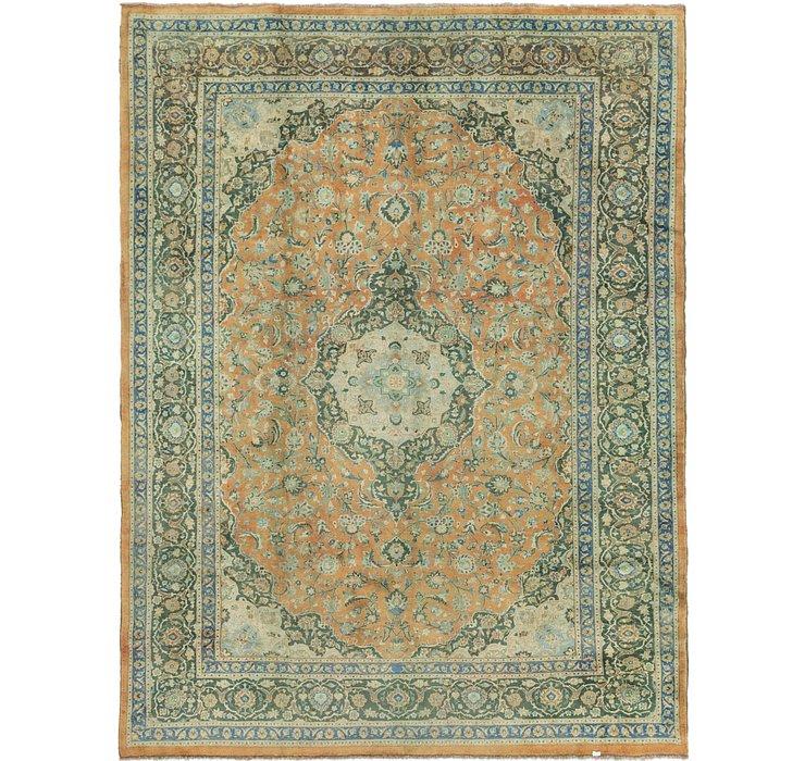 300cm x 395cm Mashad Persian Rug
