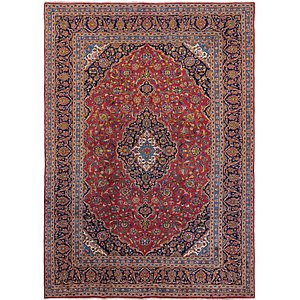 Link to 287cm x 405cm Kashan Persian Rug item page