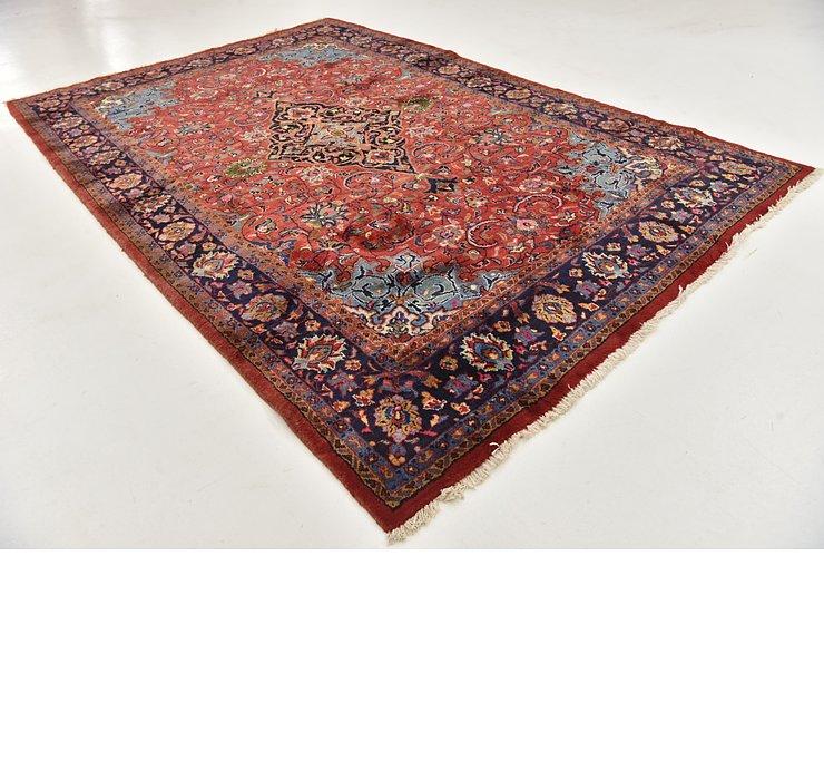 7' 4 x 11' 4 Farahan Persian Rug