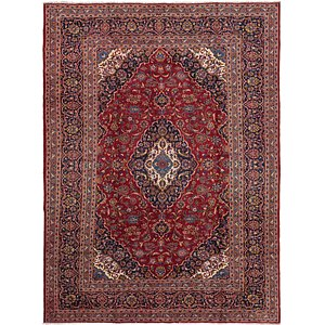 Link to 245cm x 343cm Kashan Persian Rug item page