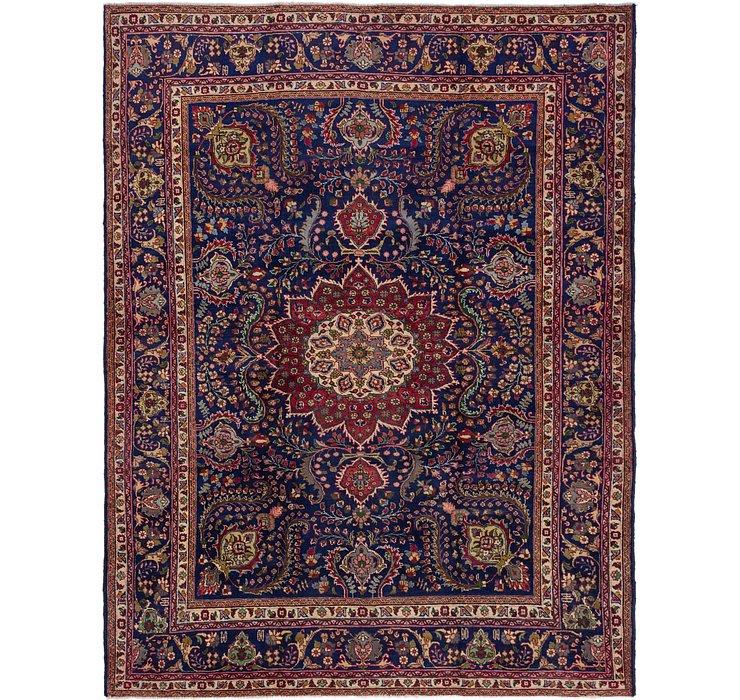 312cm x 405cm Tabriz Persian Rug
