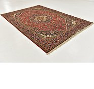 Link to 6' 8 x 9' 8 Tabriz Persian Rug