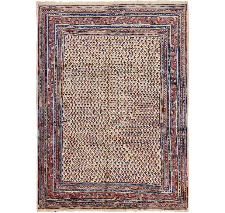 220cm x 312cm Botemir Persian Rug