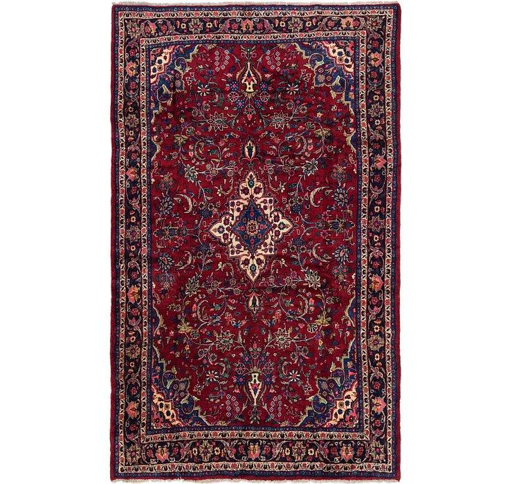 190cm x 310cm Shahrbaft Persian Rug