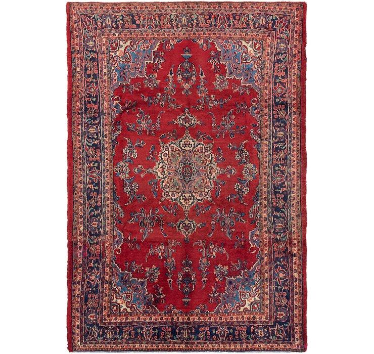 220cm x 323cm Shahrbaft Persian Rug