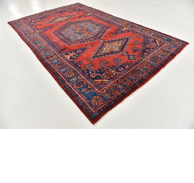 6' 8 x 10' 10 Viss Persian Rug