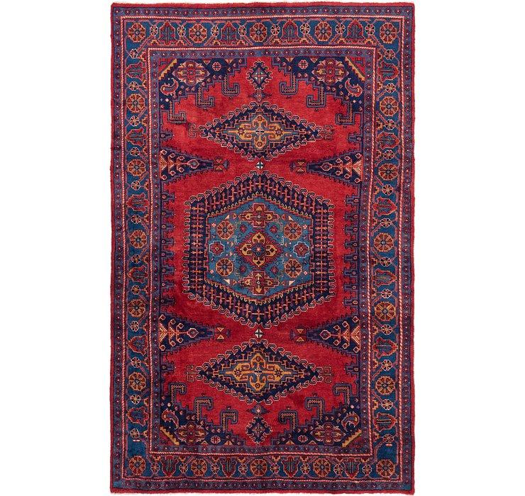 203cm x 330cm Viss Persian Rug