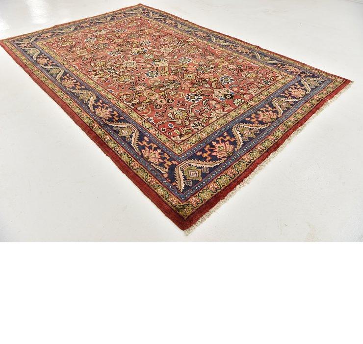 6' 10 x 10' 5 Mahal Persian Rug