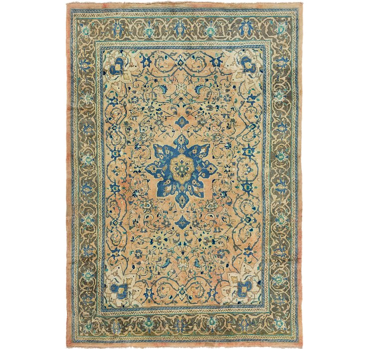 7' 6 x 10' 9 Farahan Persian Rug