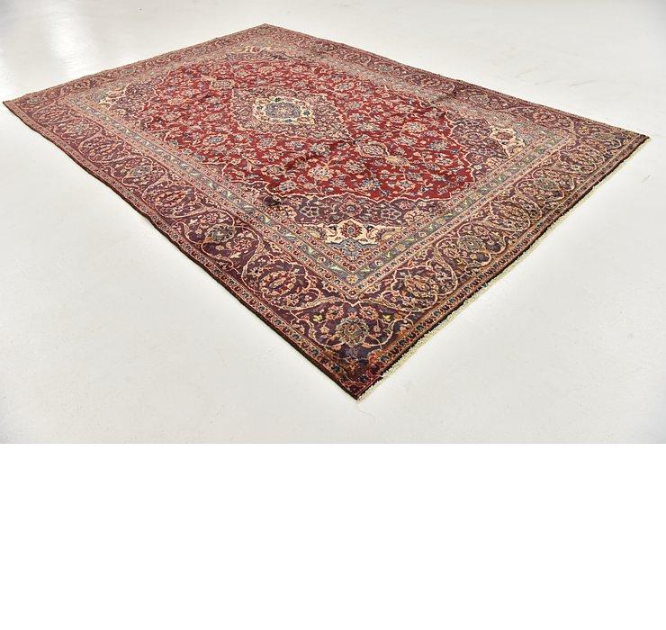 7' x 10' 8 Mashad Persian Rug