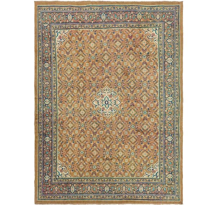 9' 8 x 13' Farahan Persian Rug