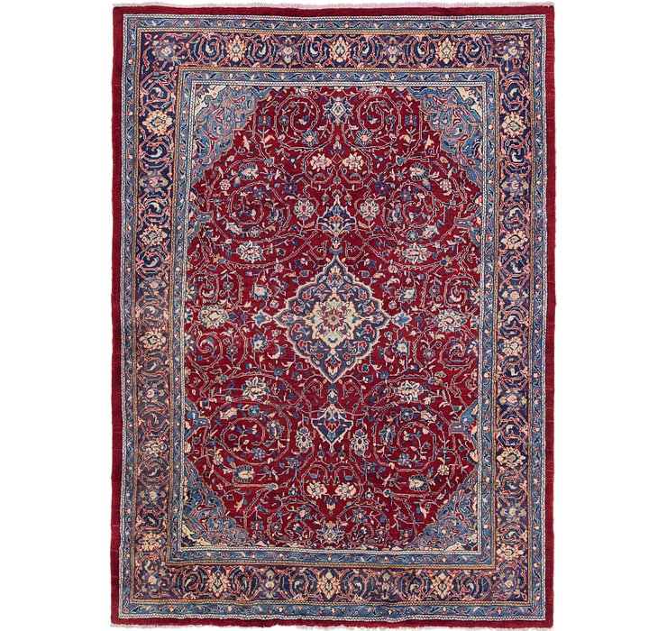 7' 8 x 10' 8 Farahan Persian Rug