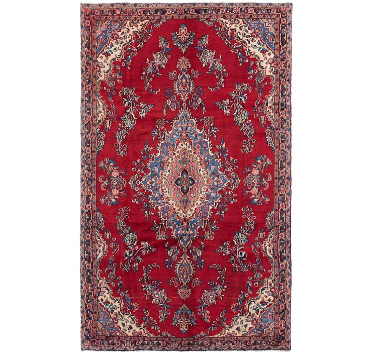 6' 4 x 10' 6 Shahrbaft Persian Rug
