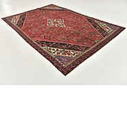Link to 6' 5 x 9' 10 Hamedan Persian Rug
