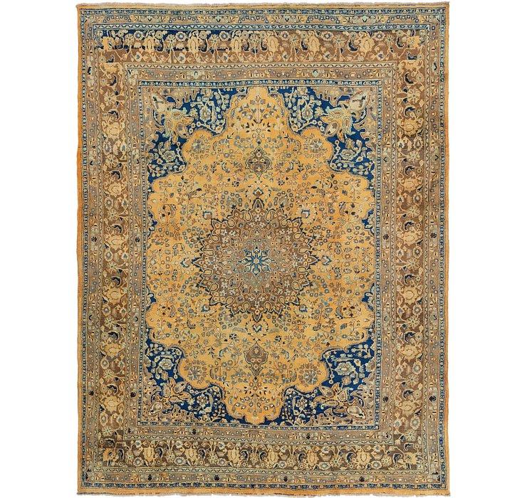 9' 8 x 12' 9 Mashad Persian Rug