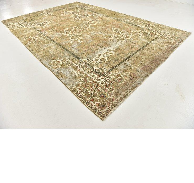 9' 5 x 14' 2 Ultra Vintage Persian Rug