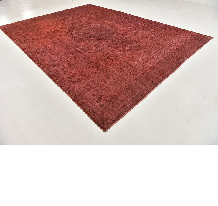 9' 8 x 13' 3 Ultra Vintage Persian Rug