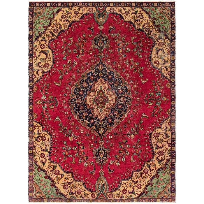 7' 6 x 10' 3 Tabriz Persian Rug
