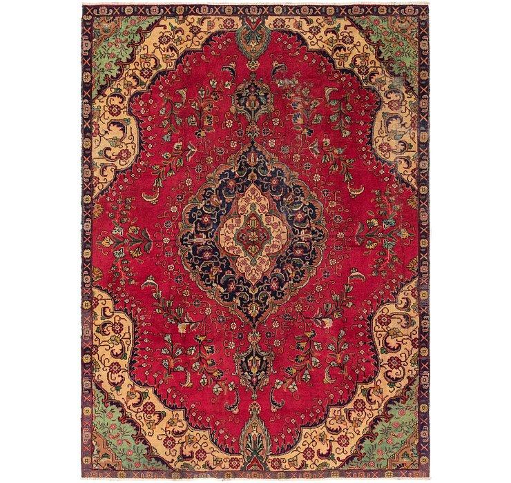 230cm x 312cm Tabriz Persian Rug