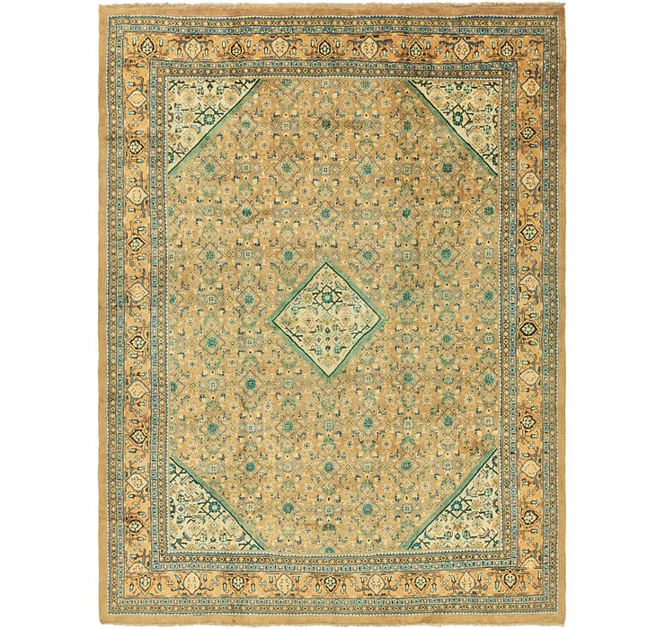 9' 4 x 12' 5 Farahan Persian Rug
